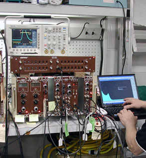 Modular Electronic Instruments for Radiation Detection