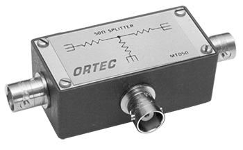 ORTEC MT050 Matched Tee Signal Splitter